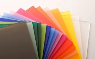 Оргстекло как материал широкого спектра применения