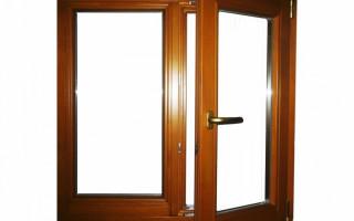 Деревянные окна: классика и современность