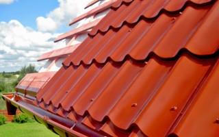 Что выбрать для покрытия крыши