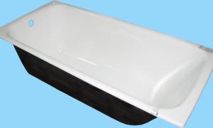 Чугунная ванна: история, преимущества и недостатки