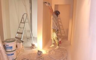 Как отремонтировать стены